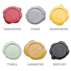 Seal Your Fate for the Evening With Wax Seal Coasters
