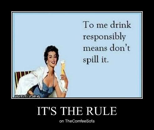 IT'S THE RULE