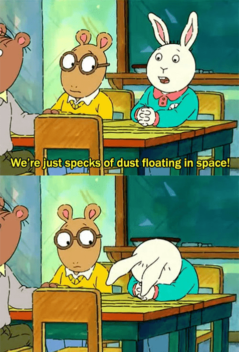 Too Real, Buster