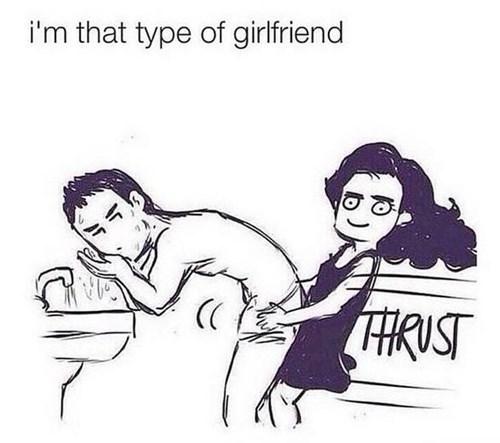The Best Type of Girlfriend