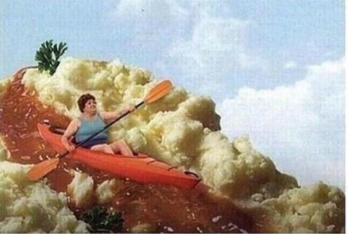 Thanksgiving Be Like...