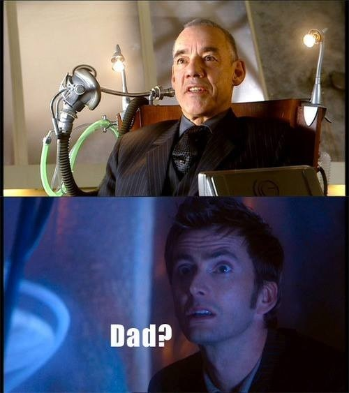 Not Sure If Rise of the Cybermen Or Rise of the Barty Crouch's