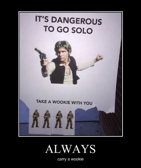 If it's Good Enough for Han, it's Good Enough for Me
