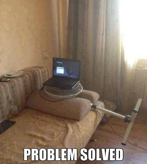Cooling Problem Solved
