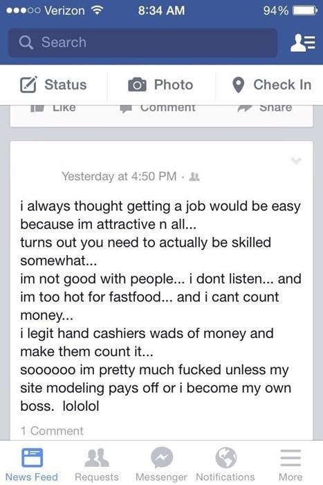job,facepalm,resume