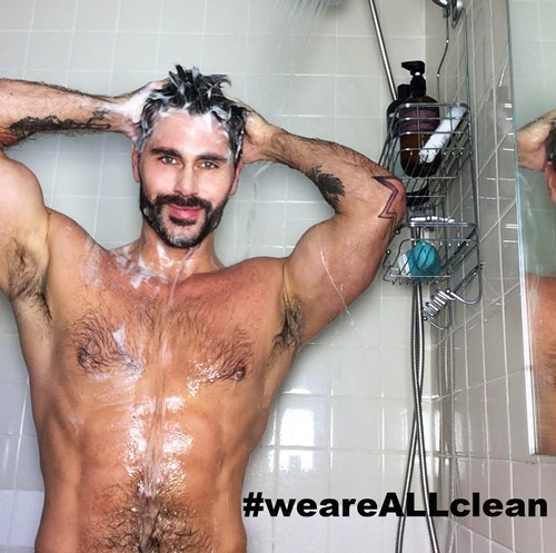 Social Media Campaign of the Day: HIV Shower Selfie Challenge