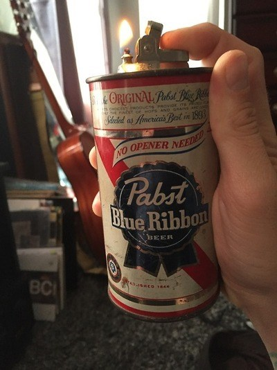 lighter,beer,funny