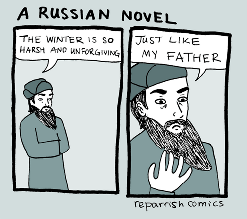 A Quick Guide to Russian Literature