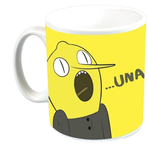 If Someone Tries to Talk to You Before You Have Your Coffee, Flail This Mug Around at Them
