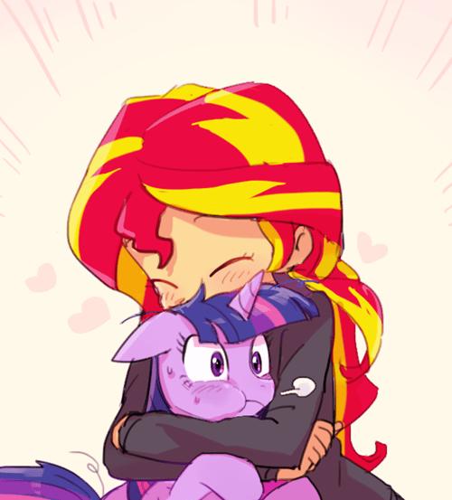 Don't Hug Too Hard