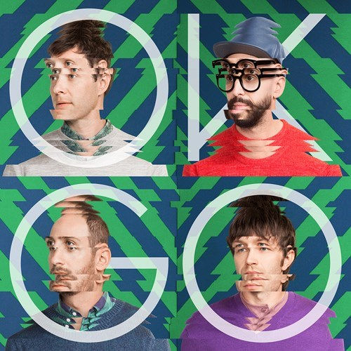 Music of the Day: OK Go Wants to Release New Album as DNA