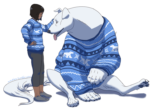 Thanksgiving Means It's Time to Start Wearing Holiday Sweaters, Right?
