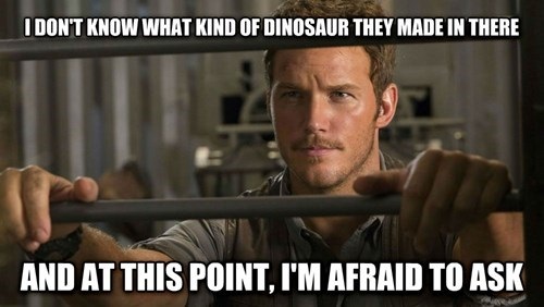Jurassic Parks and Recreation