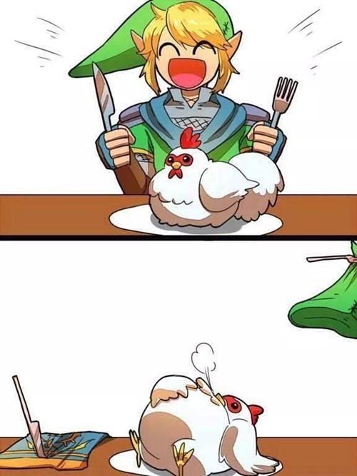 Thanksgiving in Hyrule