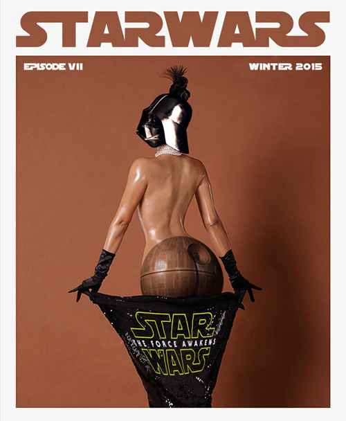 Break the Internet With the Force