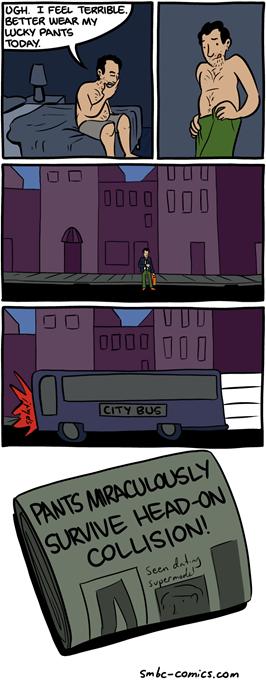 pants,web comics,lucky