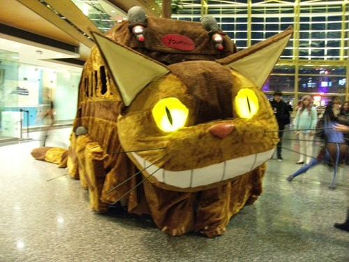 cosplay,anime,my neighbor totoro