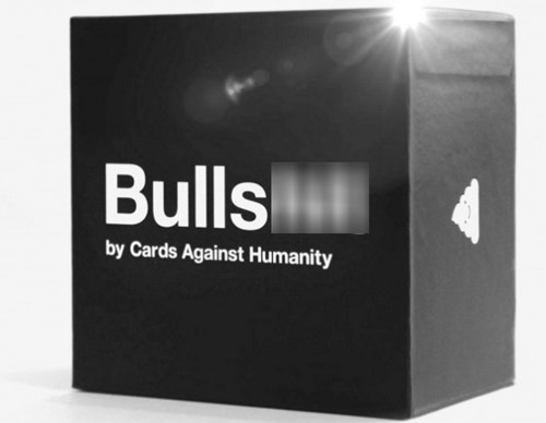 "The Sellers of ""Cards Against Humanity"" Sold Actual Bull Poop to Customers on Black Friday"