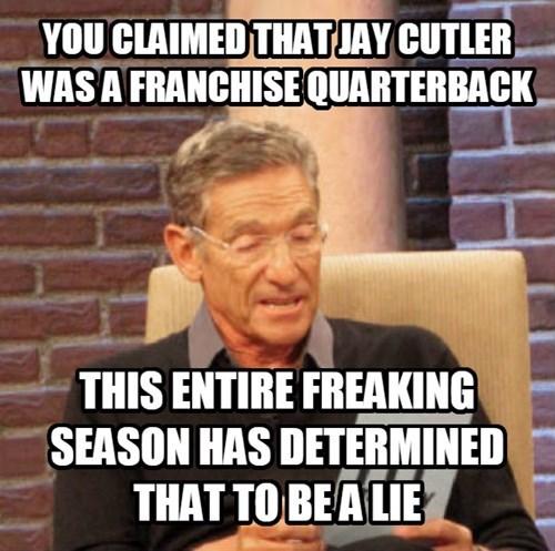 jay cutler,nfl,chicago bears,football,maury