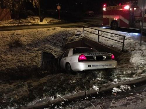 accident,cars,irony