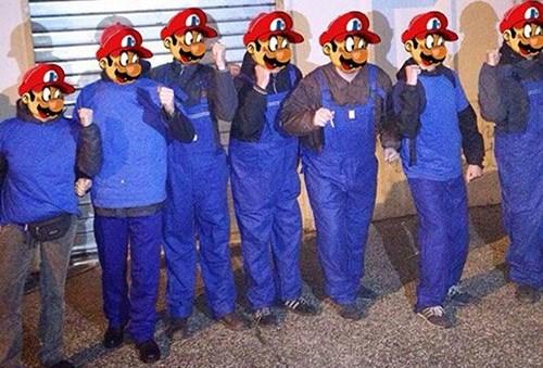 IRL,mario,Italy,video games,plumbers,water
