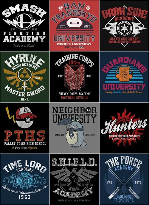 Which Geeky University is Right for You?