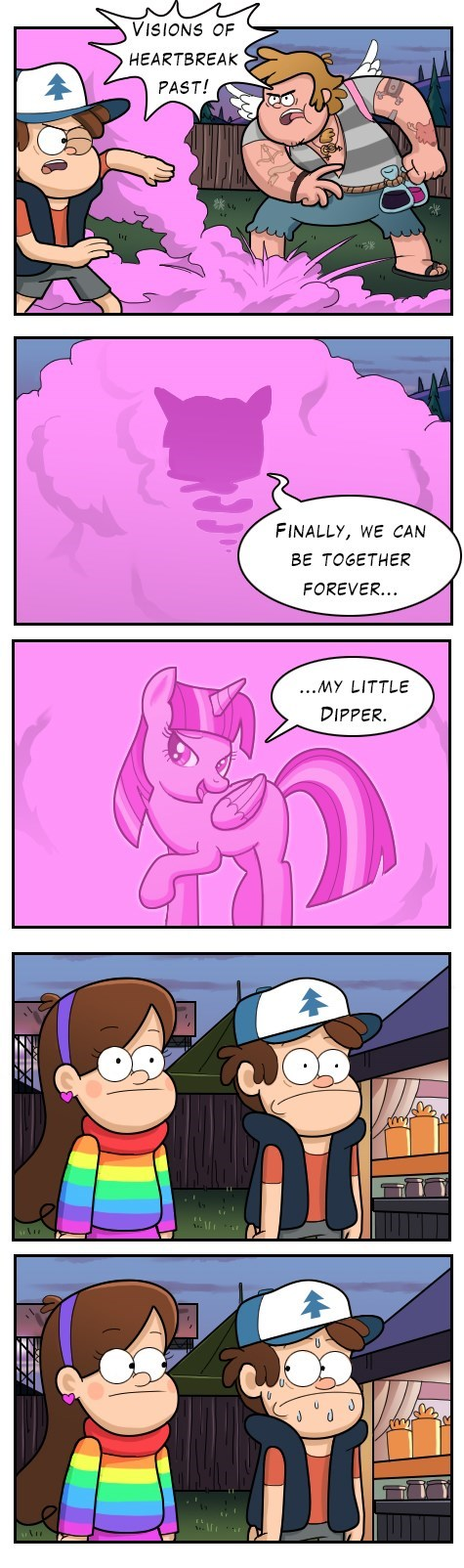 brony,comics,gravity falls,Heartbreaking Tearjerker