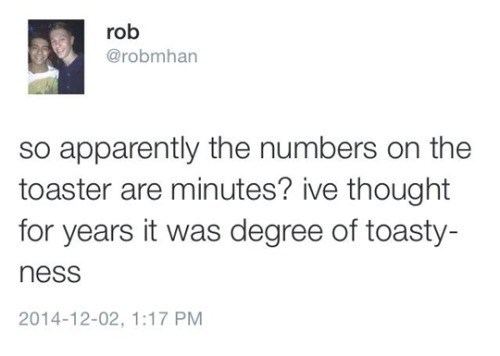 My Entire Life is a Lie