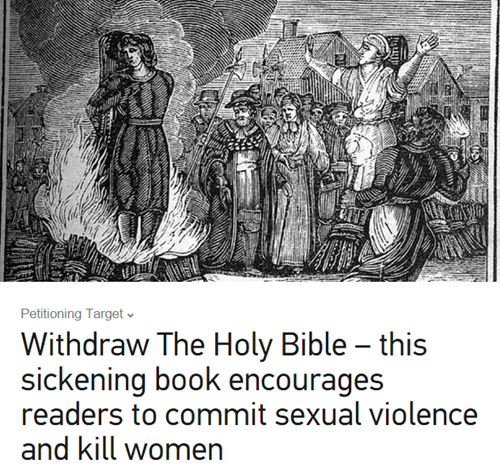 bible,australia,GTA V,idiocy,retailers,petitions