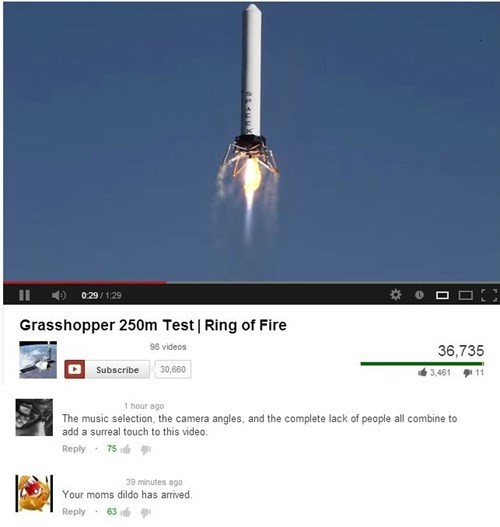 your mom,youtube,youtube comments,burn