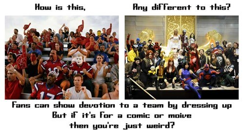 cosplay,football,fans