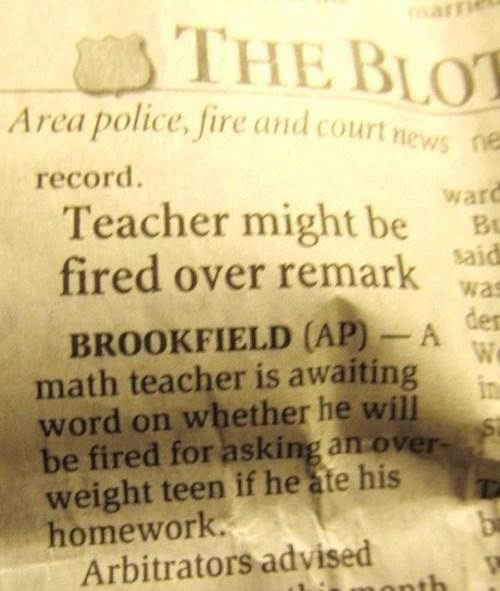 fired,jokes,teachers,idiots,funny,g rated,School of FAIL