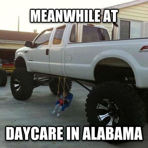 daycare,parenting,Alabama,the south