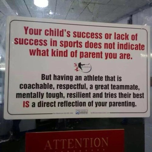 Some Parents Need to Remember This