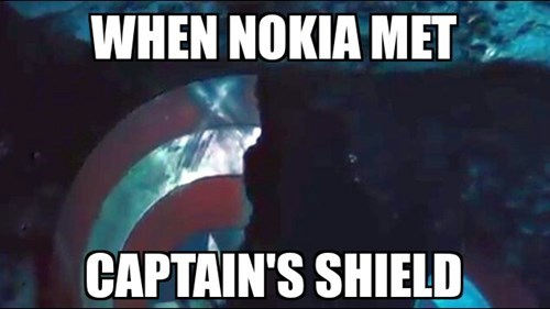 nokia,shield,vibranium,captain america