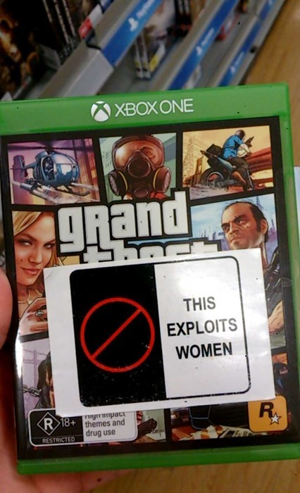 justice warriors,grand theft auto v,video games