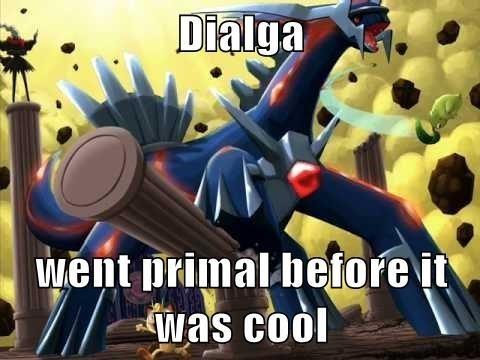 Hipster Dialga