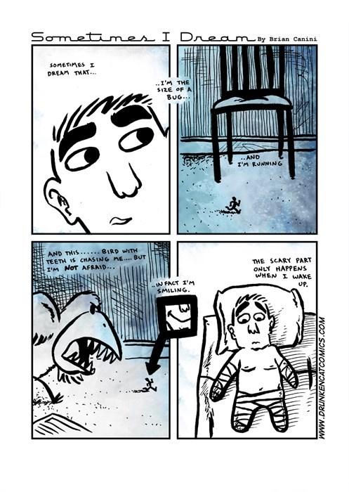 yikes,dreams,web comics