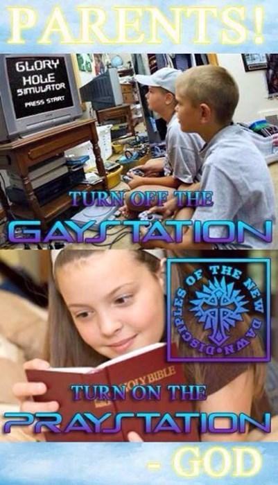 playstation,wtf,idiots,praystation