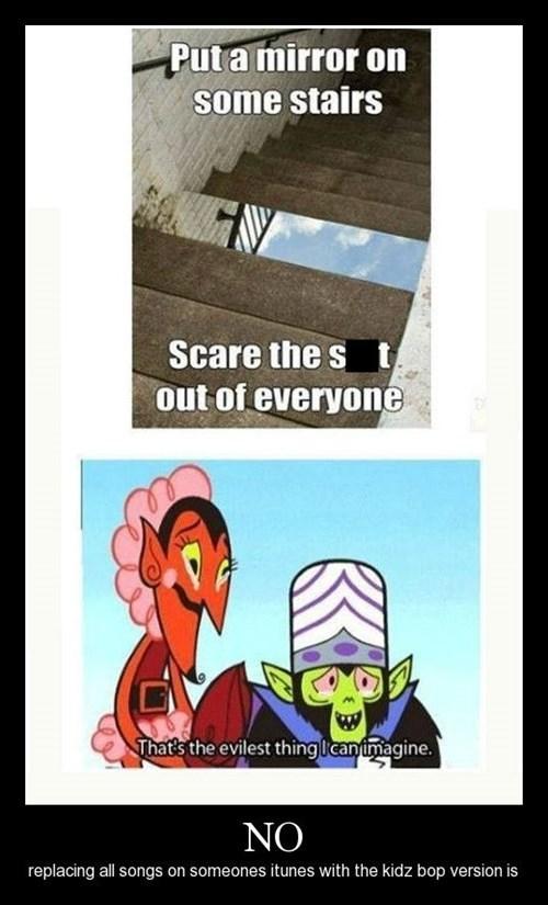 horrible,mirror,evil,funny
