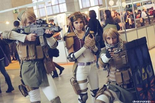cosplay,modern warfare,legend of zelda