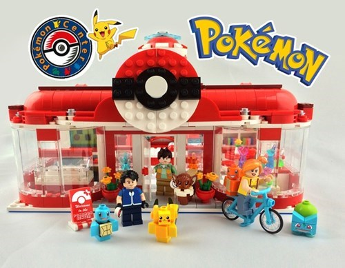 This Idea for a LEGO Set is a Pokémon Fan's Dream