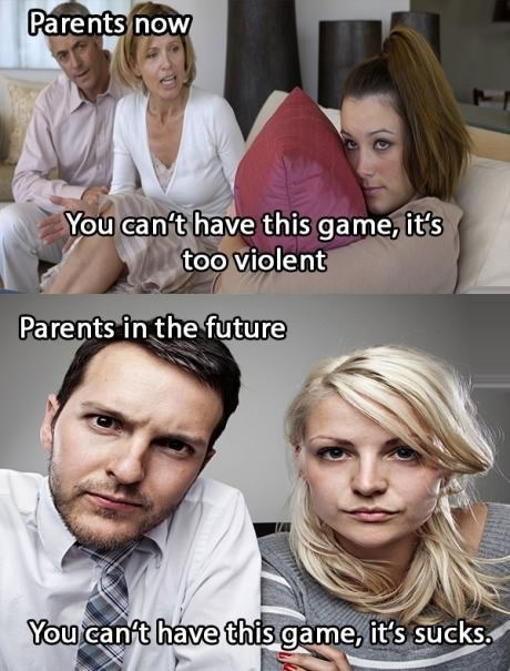 The Family Dynamic for Gamers is Going to Change