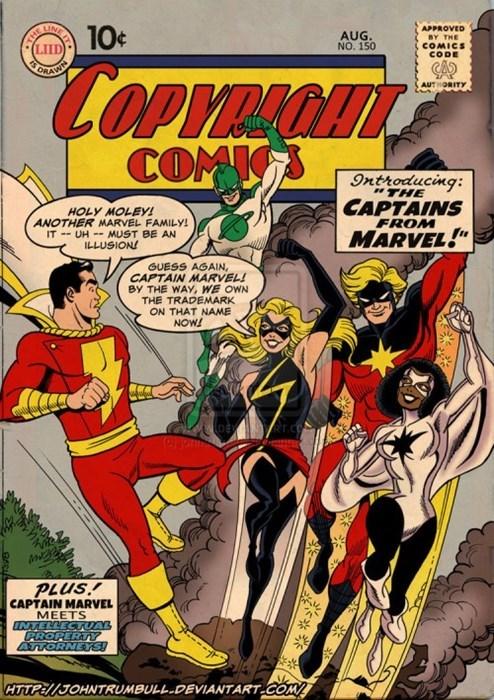 marvel comics,confusing,legal,captain marvel