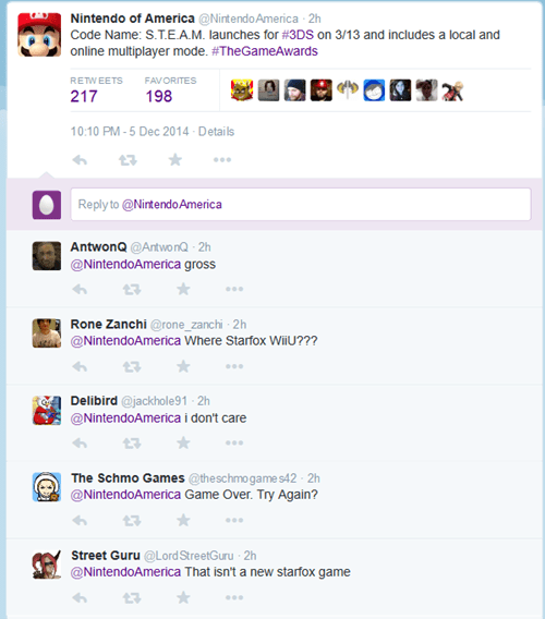 People Complain About Nintendo Not Making New Games and When They Do This Happens...