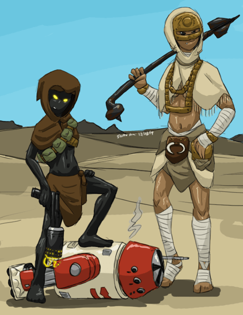 Tatooine just got hotter.