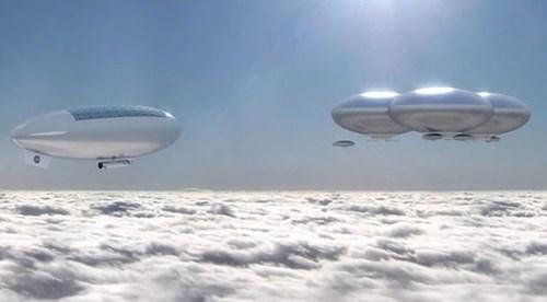 nasa,venus,awesome,science,airship
