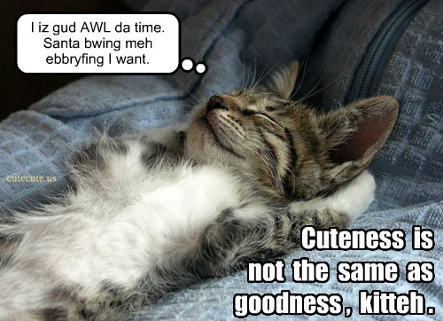 A common kitteh error.