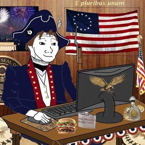 That Patriotic Feel