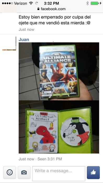 No comprar por internet